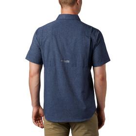 Columbia Irico koszulka Mężczyźni, collegiate navy